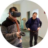 Immersion virtuelle dans appartement à bâtir - LBH Immo