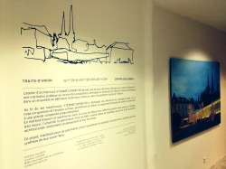 Exposition « TRAITS D'UNION »