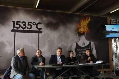 1535°C : Differdange allume son centre d'industries créatives