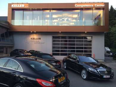 Inauguration du Keller Competence Center